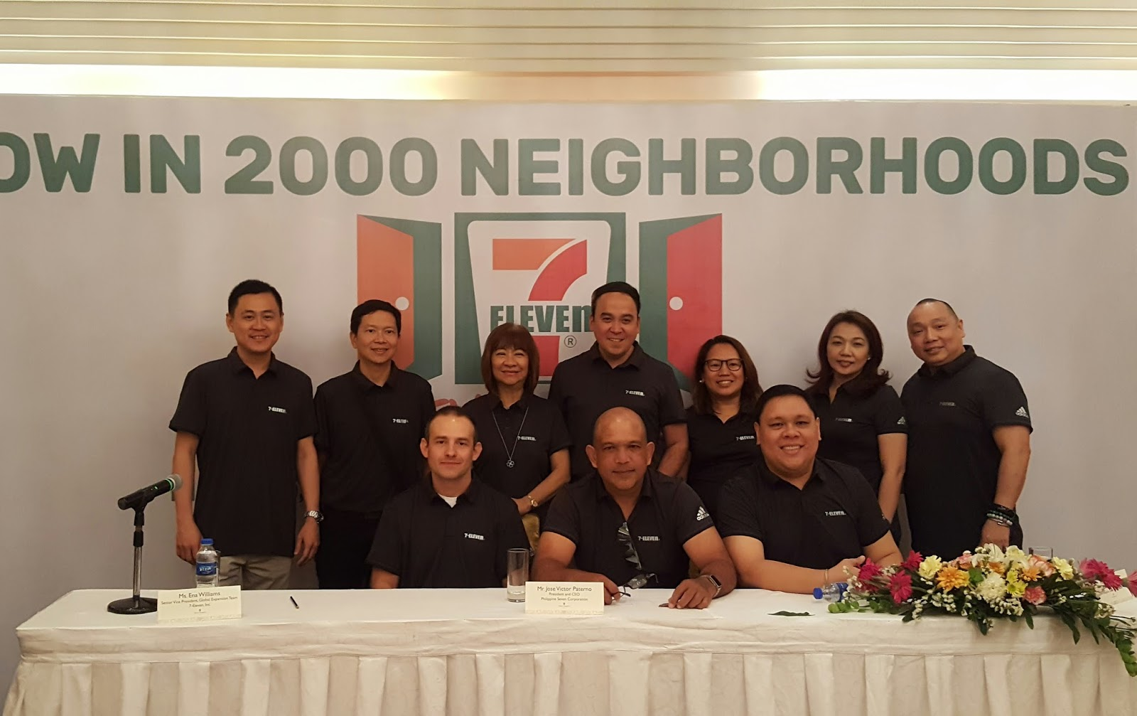 7 Eleven And Its 2 000th Store Here In The Philippines