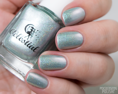Celestial Cosmetics - Mermaid's Wail