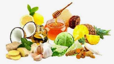 daftar,makanan,bergizi,sehat