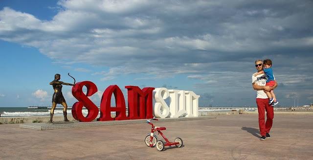 Samsun'dan Fotoğraflar
