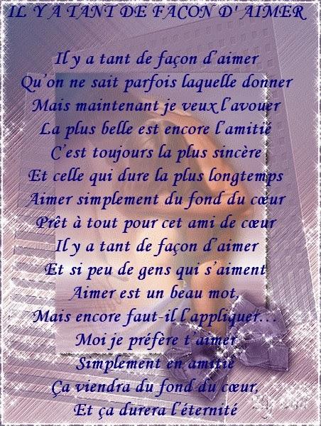 Texte D Amour Pour Sa Meilleure Amie WO81   Jornalagora