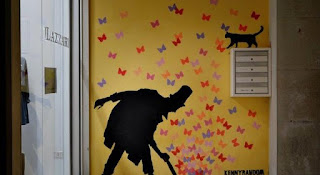 Kenny Random Mago delle farfalle