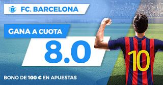 Paston Megacuota Copa del Rey: Murcia vs Barcelona 24 octubre