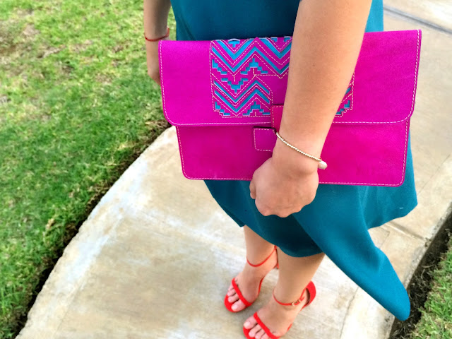 clutch madre culture nicaragua - dream life factory fashion blog