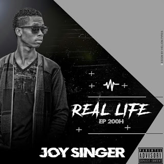 Joy Singer -  Real Life