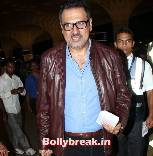 Boman Irani, Celebs LeaveFor IIFA 2014 - Kareena Kapoor