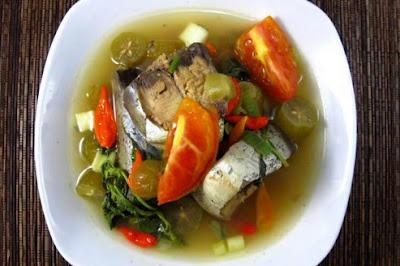 Resep Membuat Aneka Sup Ikan Khas Rumahan Yang Nikmat