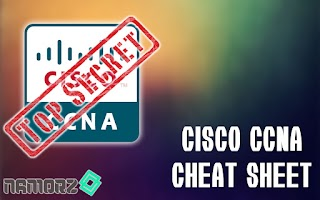 Cisco CCNA Cheat Sheet