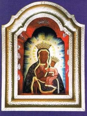 Obrazy Matki Bożej łaskami słynące
