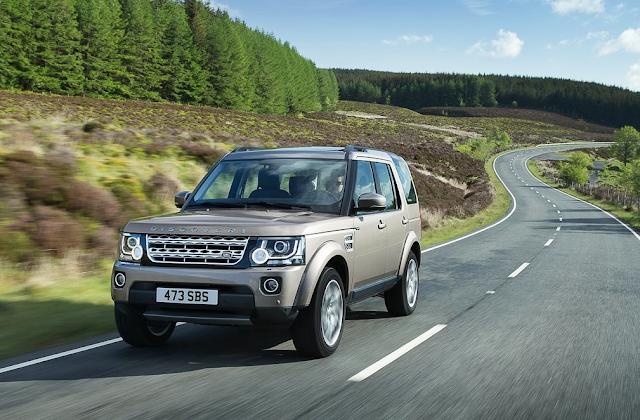 2015 Land Rover LR4 brown