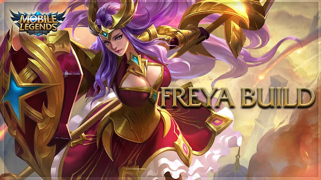 Guide Freya Mobile legends