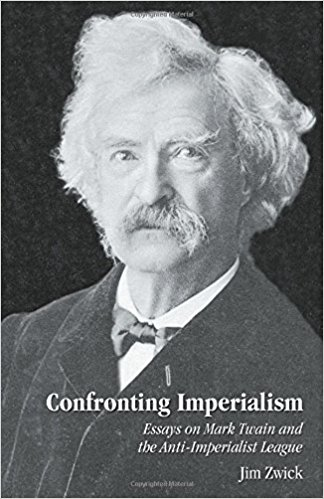 confronting imperialism essays on mark twain and the anti-imperialist league R e v i e w jim zwick confronting imperialism: essays on mark twain and the  anti-imperialist league infinity publishing, 2007 246 pp $1695, paper.