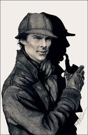 Sherlock Holmes Murder Mystery Riddle