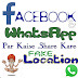 Secret Tool: WhatsApp Aur Facebook Par Kaise Share kare Fake Location