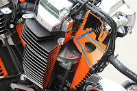 Harley Four Valve Head Cutaway