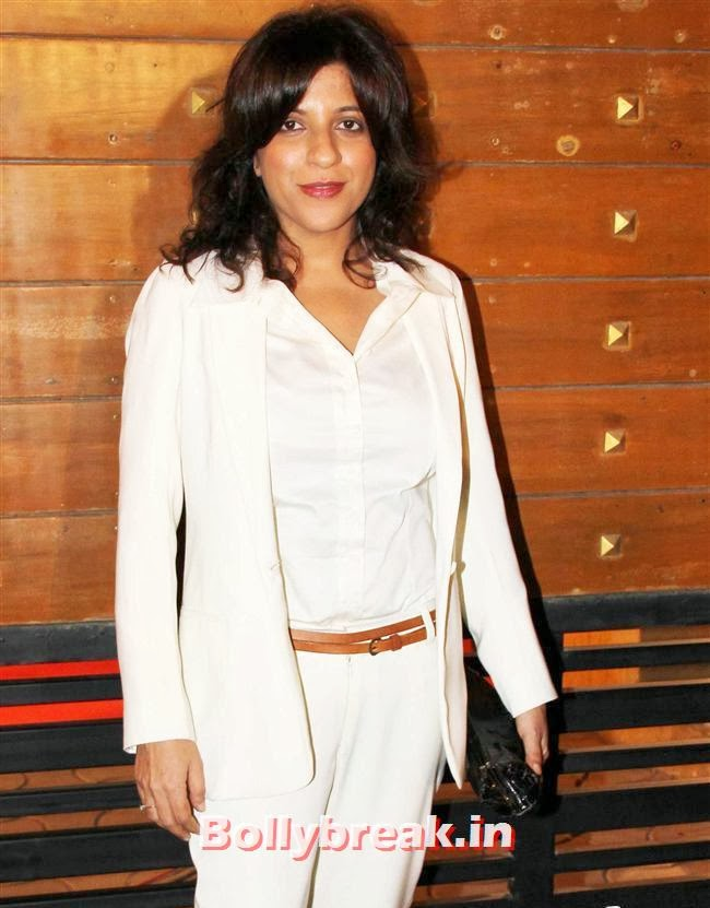 Zoya Akhtar, Filmfare Awards 2014 Red carpet Images