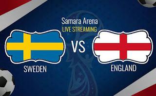 مشاهدة مباراة إنجلترا و السويد مباشر كورة لايف | السويد انجلترا بث مباشر كأس العالم روسيا 2018