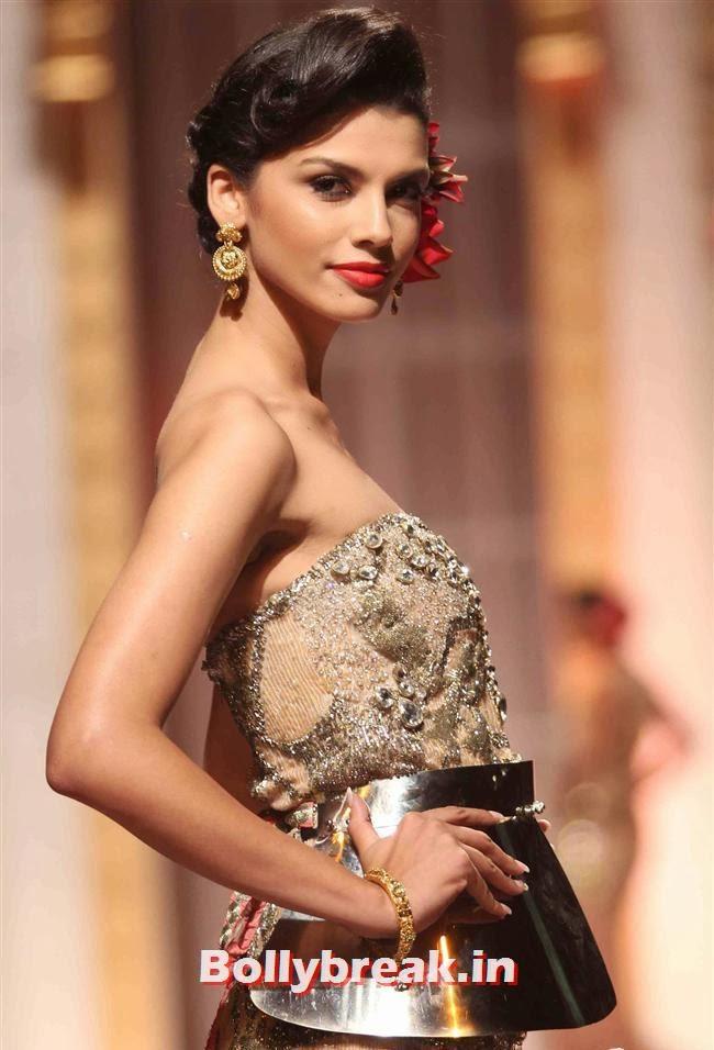 India Bridal Fashion Week Day 2013