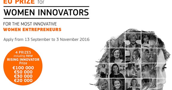 European commission launches eu prize for women innovators 2017