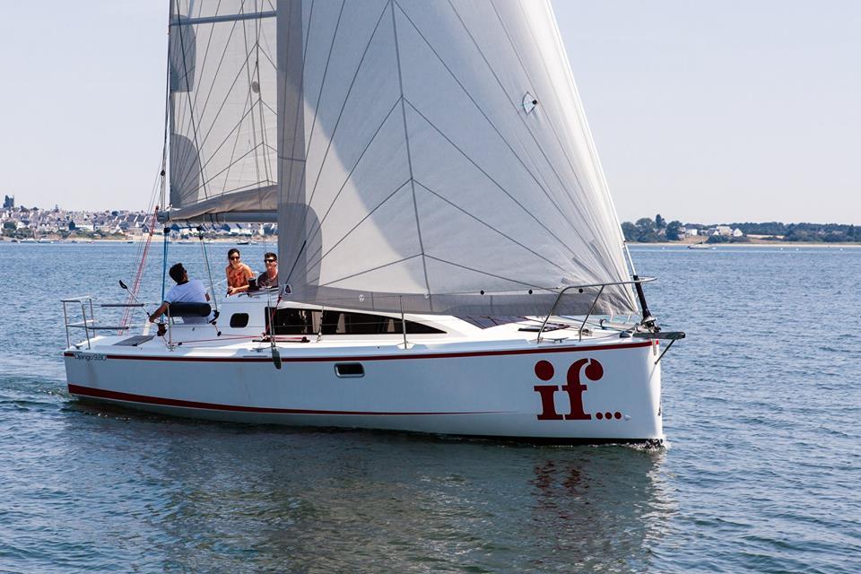Yachting Brokers: The Django 7 70 performance cruiser