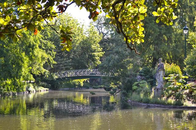 Jardin Public, Burdeos, Aquitania, Francia