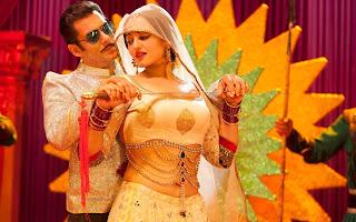 Sonakshi Sinha With Salman Khan Wallpapers