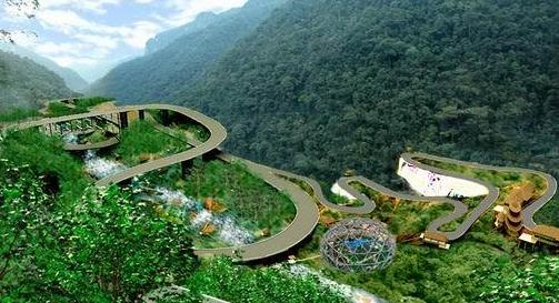 Informasi Tempat Objek Wisata Kelok 9 Sumatera Barat