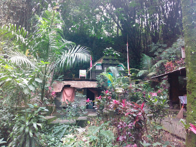 Situs pertapaan Prabu Tawang Alun rowo bayu