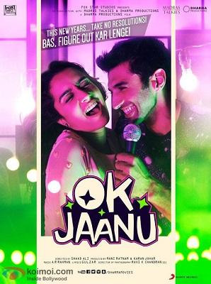 OK Jaanu (2017) Hindi 720p DVDRip HD 1.2GB