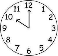 Soal UAS Matematika Kelas 1 Semester 1 gambar 3 jam