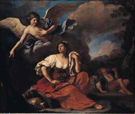 biblical paintings angels - photo #26