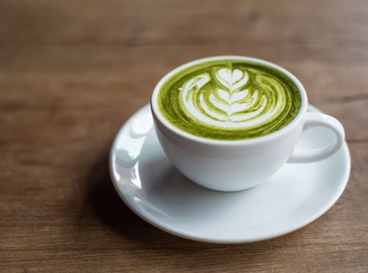 Image result for matcha latte