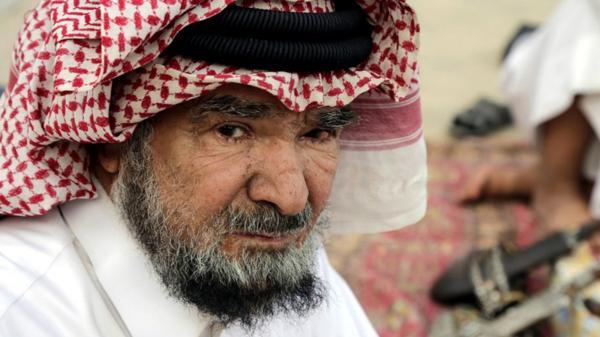 Misfer al-Qahtani, en una foto de abril de 2015 (AP)