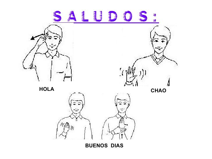 Kids Zone: Características de la Lengua de Señas Venezolana