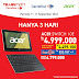 CARREFOUR LAPTOP FAIR 3 Hari Saja