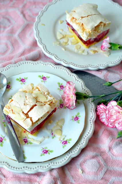 truskawkowa%2Bchmurka Ciasto truskawkowa chmurka