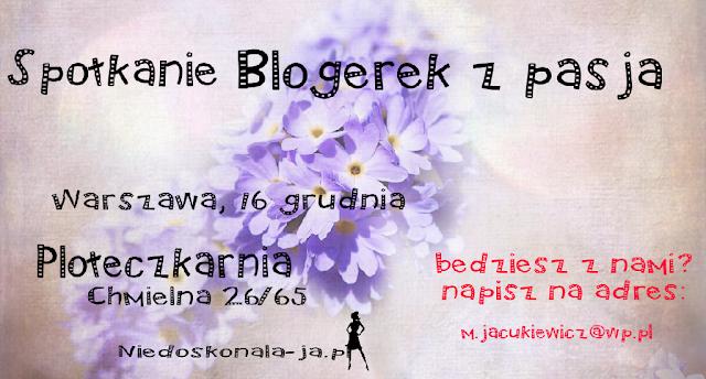 Spotkanie Blogerek z Pasja w Warszawie