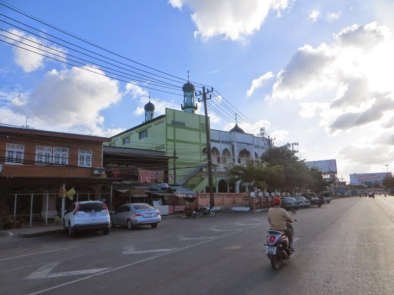 Мечеть Таиланд