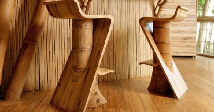 Jual Beli Furniture Bambu Jual Harga Desain