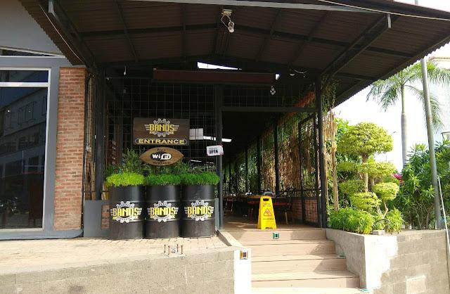 Bands Cafe & Resto Kemayoran, Bukan Sekedar Resto Biasa