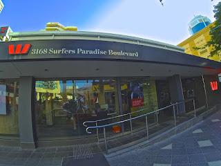 Westpac Bank Surfers Paradise