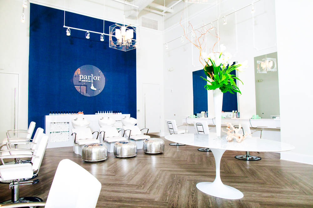 Parlor Blow Dry Bar in Raleigh NC
