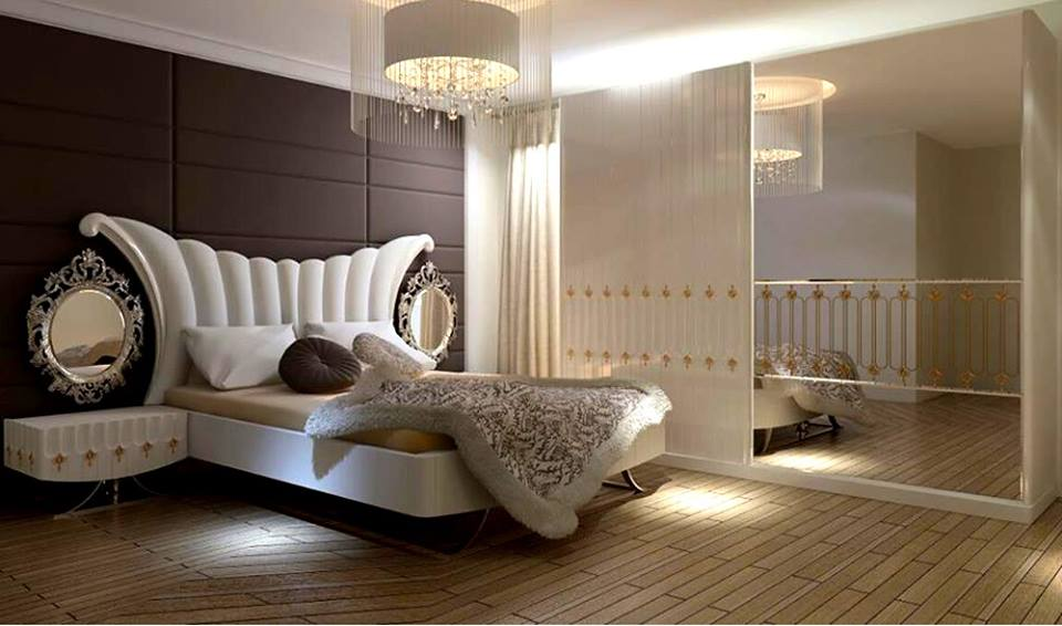 Latest Modern Bed Design Catalogue And Wooden Bedroom