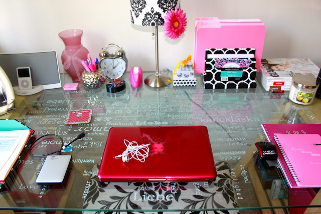 Pen Holder For Desk Target: A Style Savvy Life: A Peek Inside My