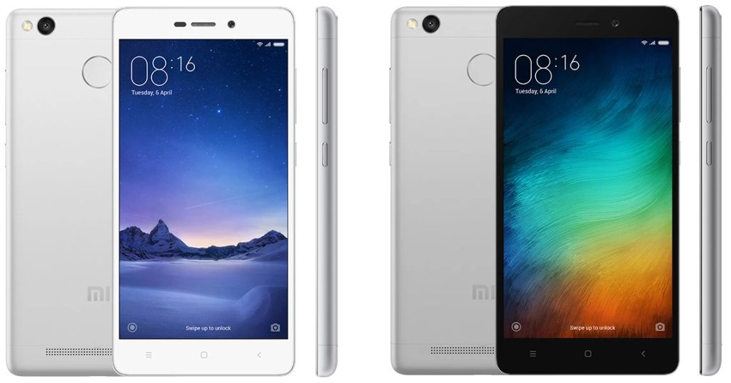 Xiaomi Redmi 3s Prime (2016) with Specifications and Prices
