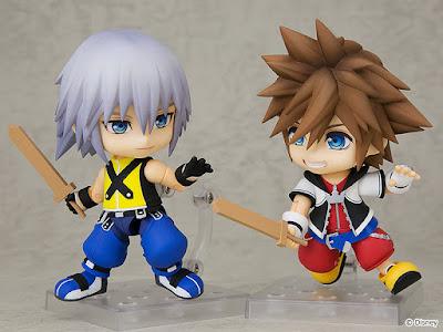 Kingdom Hearts - Riku y Sora (ya en preorder)