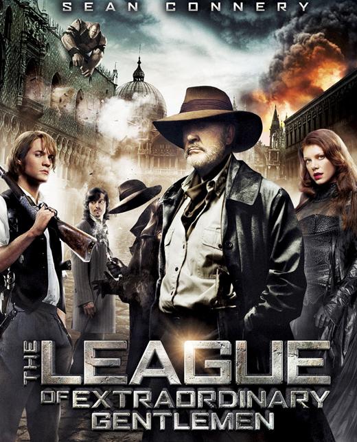 The League Of Extraordinary Gentlemen เดอะลีค มหัศจรรย์ชน คนพิทักษ์โลก [HD][พากย์ไทย]