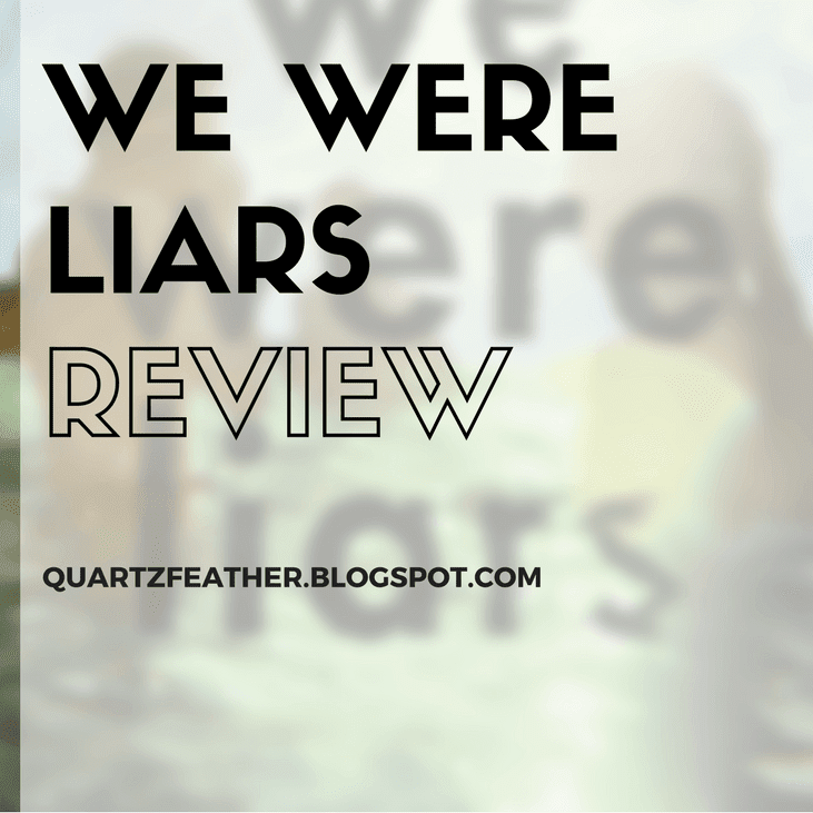 We Were Liars By E. Lockart Review