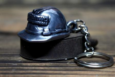 Darma Henwa KeyChain / Gantungan Kunci - KEPALA SABUK