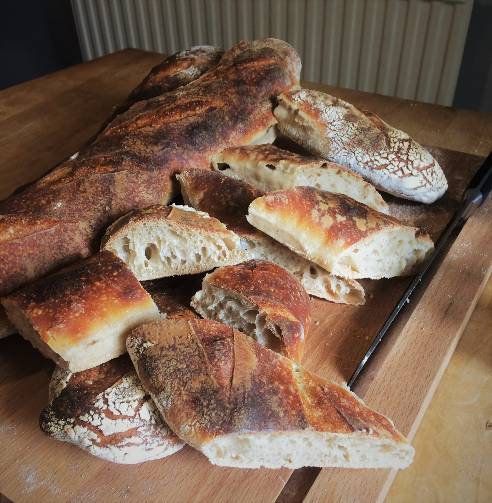 LUCIENNE SIMPSON : French Baking with Marianne Bradley at